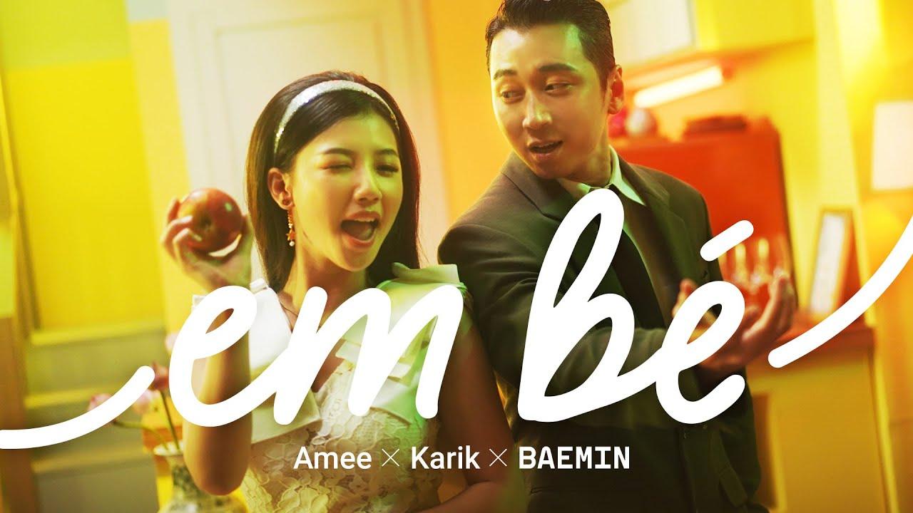Nhạc mới ra của Karik và Amee